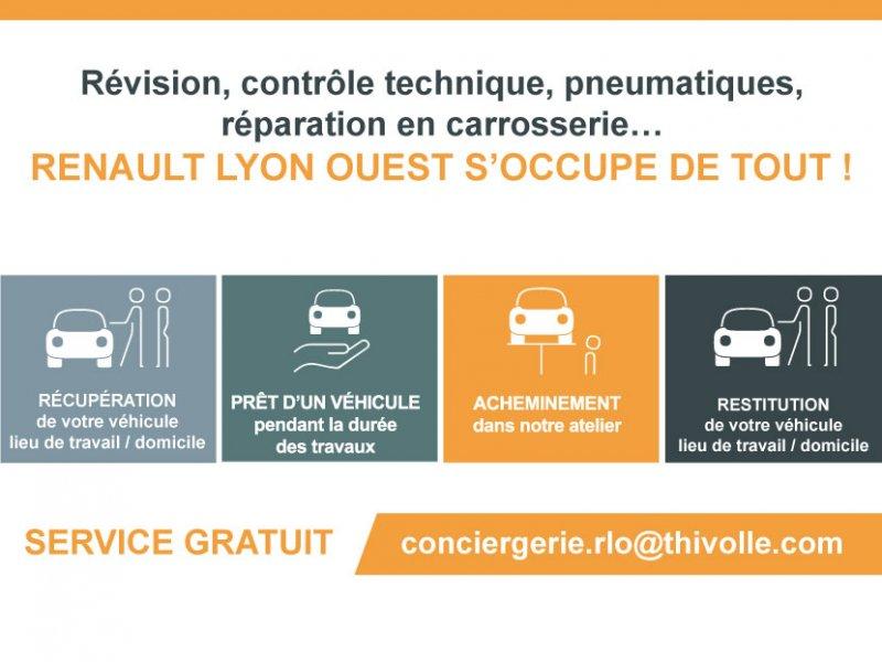 Renault Lyon Ouest s'occupe de tout !